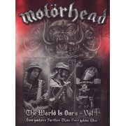 Motorhead The Word Is Ours Volume 1    DVD