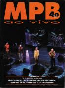 MPB 40 Anos Ao Vivo DVD