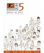 Mtv 5 Ao Vivo Bandas de Rock DVD