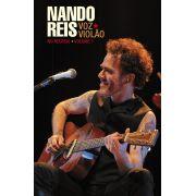 Nando Reis Voz e Violao No recreio Volume 1 Cassete