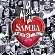 O melhor do samba Social clube ao vivo  CD