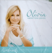 Olivia Newton John Portraits A Tribute To Great Women Of Song CD