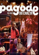 Pagode Do Exalta Ao Vivo CD e DVD