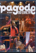 Pagode Do Exalta Ao Vivo DVD