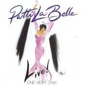 Patti La Belle  Live  One night only   DVD