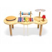 Pequena Percussão BABY de Madeira   Vibratom