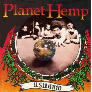 Planet Hemp Usuario Lp
