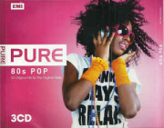 Pure 80s Pop CD