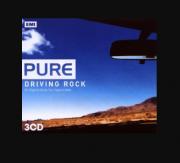 Pure Driving Rock 50 Original Hits by The Original Artists CD Triplo