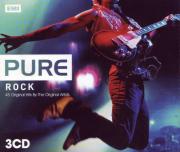 Pure Rock 45 Original Hits by The Original Artists CD Triplo
