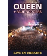 Queen + Paul Rodgers Live in Ukraine Dvd+2Cds