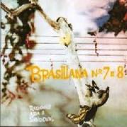 Radames Aida e Sandoval Brasiliana n. 7 e 8 CD