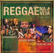 Reggae Na Veia Ao Vivo CD