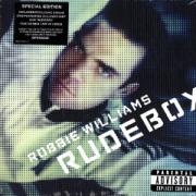 Robbie Williams Rudebox CD e DVD