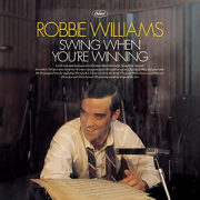 Robbie Williams Swing When You're Winning CD e DVD