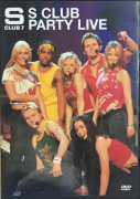 S Club Party Live DVD