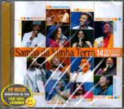 Samba da Minha Terra 14 Sucessos Ao Vivo CD