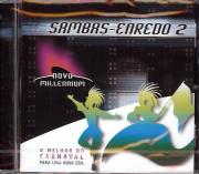 Samba Enredo 2 Novo Millennium CD