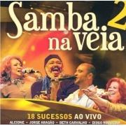 Samba na veia 2 CD
