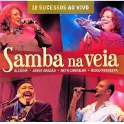 Samba na veia CD