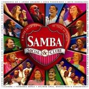Samba Social Clube Ao vivo CD