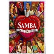 Samba Social Clube Ao Vivo   DVD