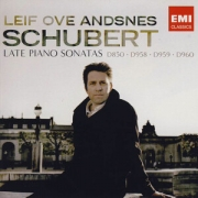 Schubert: Piano Sonatas D958, D959, D960 e D850 Andsnes CD Duplo