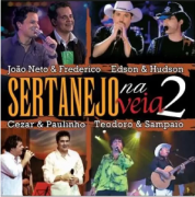 Sertanejo Na Veia 2 CD