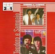 Teodoro e Sampaio 2 em 1 Banho De Amor e Vestido De Seda CD