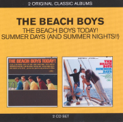 The Beach Boys 2 Original Classic Albums Cd