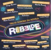 Trilha Sonora Da Novela Rebelde CD