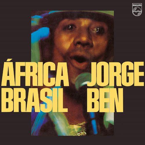 Jorge Ben Africa Brasil Lp