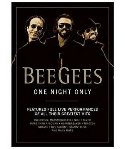 Bee Gees One Night Only DVD