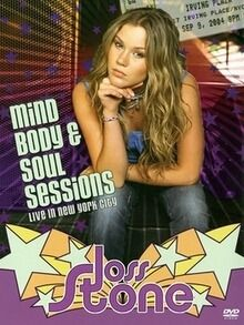 Joss Stone Mind Body E Soul Sessions Live In New York Dvd