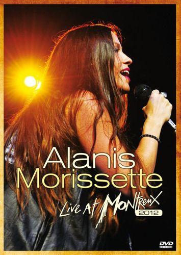 Alanis Morissette Live At Montreux Dvd