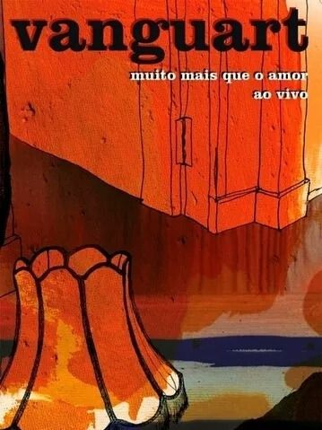 Vanguart Muito Mais Que Amor Dvd