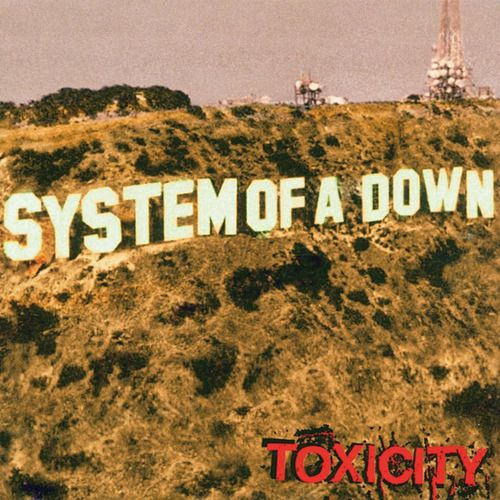 System Of A Down Toxicity Cd E Dvd