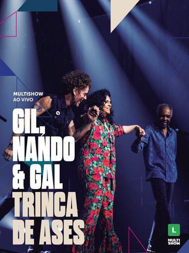 Gil Nando e Gal Trinca De Ases Dvd