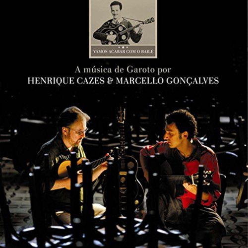 Henrique Cazes E Marcello Gonçalves Cd