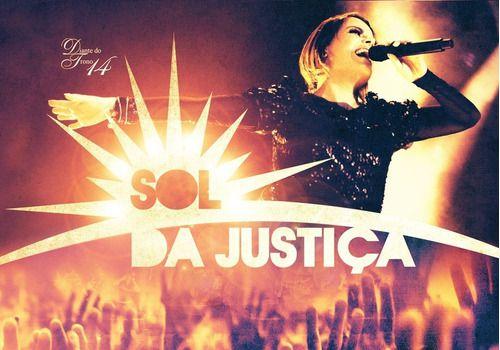 Diante Do Trono Sol Da Justiça Cd