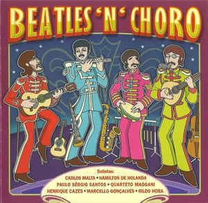 Beatles 'n' Choro Kit 4 Cds
