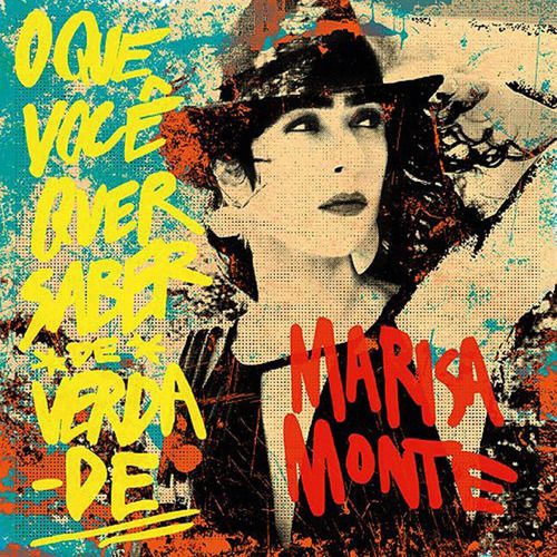 Marisa Monte O Que Voce Quer Saber De Verdade Cd