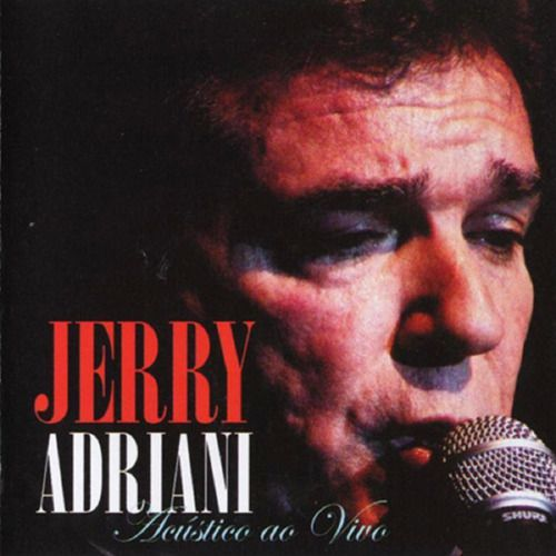 Jerry Adriani Acustico Ao Vivo Cd