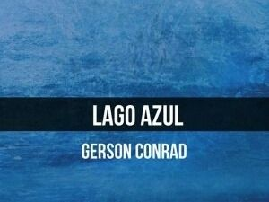 Gerson Conrad Lago Azul Cd
