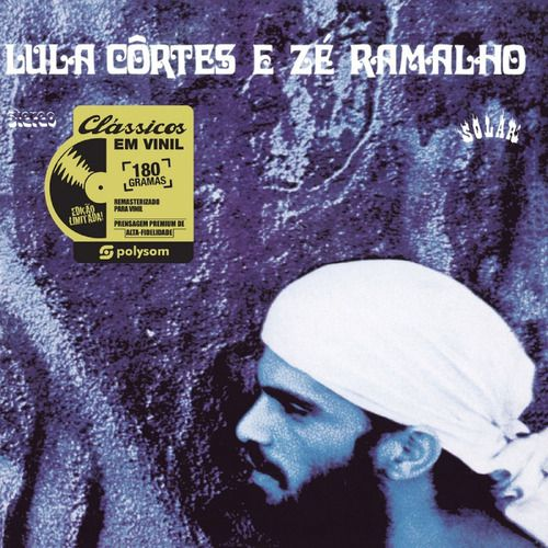 Lula Cortes E Ze Ramalho Paebiru   Lp Duplo