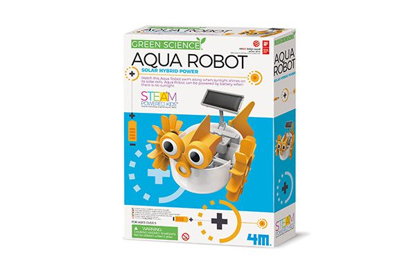 Acqua Robot  Brinquedo    4M