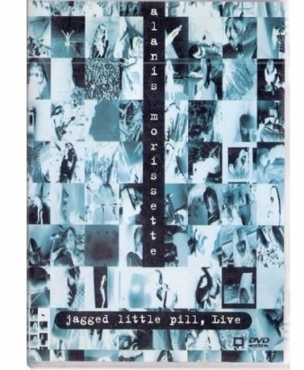 Alanis Morissette Jagged Little Pill Live DVD