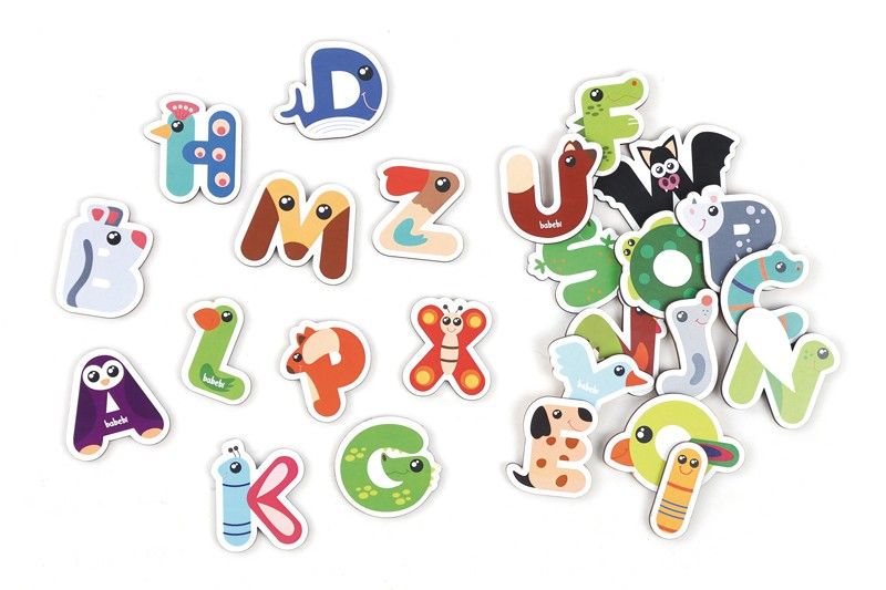 Alfabeto Divertido   Babebi