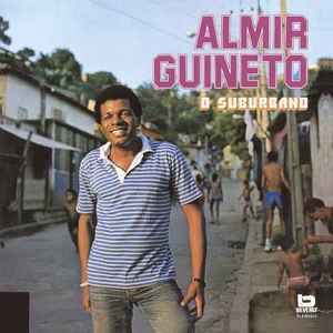 Almir Guineto O Suburbano CD