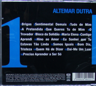 Altemar Dutra One 16 Hits CD